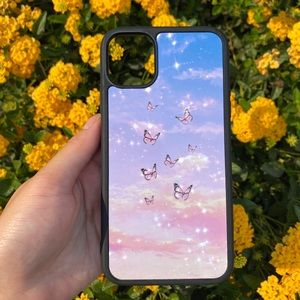 iPhone 11 Butterfly Case
